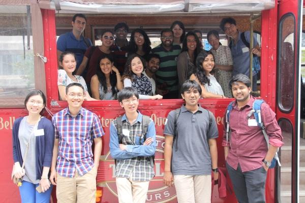 International students offered taste of grad studies at Queen's