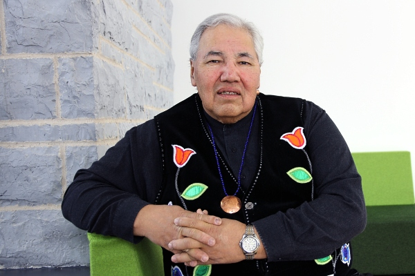 [The Hon. Justice Murray Sinclair]