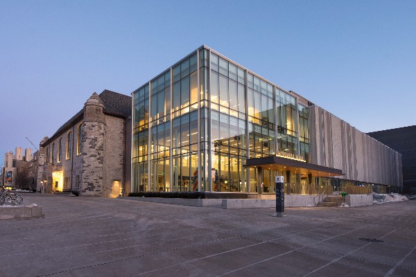 Mitchell Hall to mark opening with official celebration