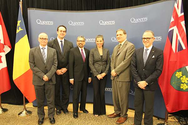 Queen's University researcher leads green energy project