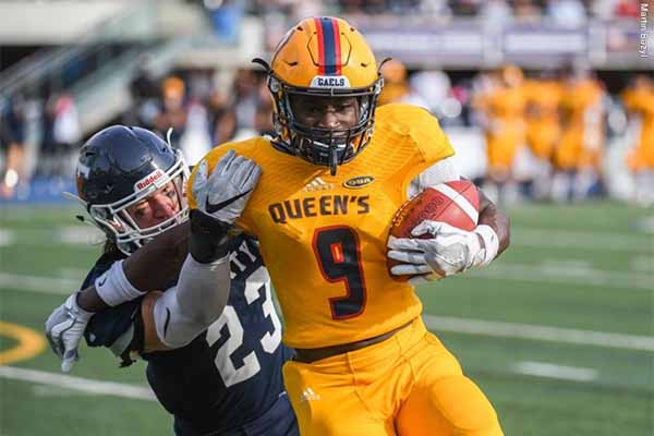 Gaels clinch football playoff spot