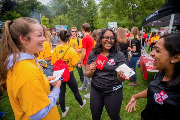 Community weighs in on undergraduate orientation
