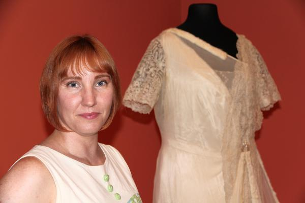 Fashion, history merge in exhibition