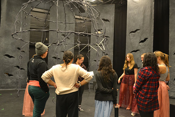 Victims of violence given voice in upcoming play