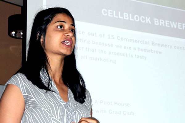 Student entrepreneurs get innovative