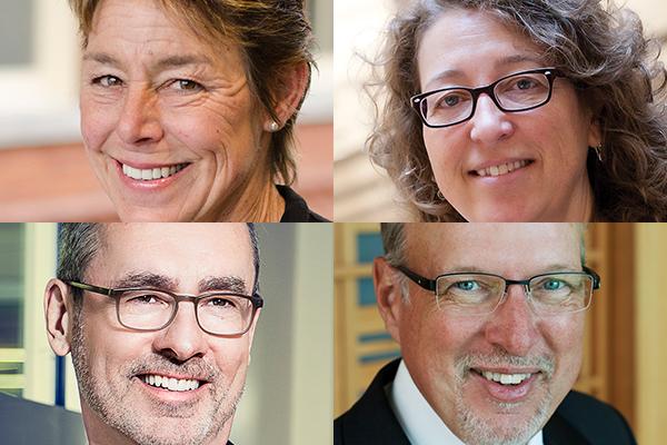 Changes to senior academic leadership mandates