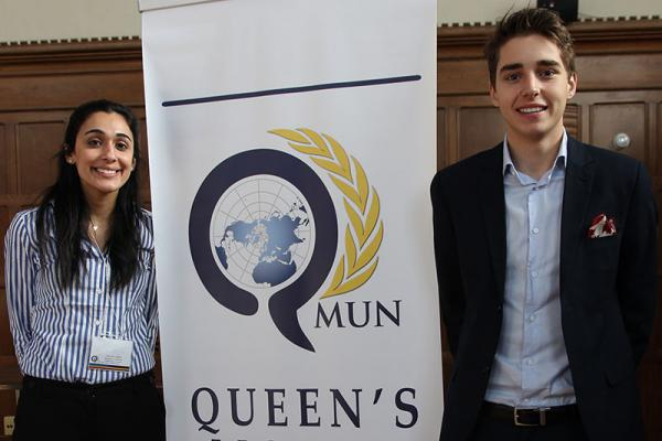 [Queen's Model United Nations]