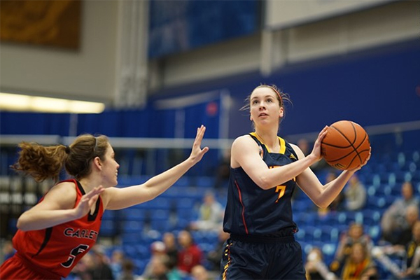 Gaels fourth at women's basketball nationals; Lose men's hockey OUA final