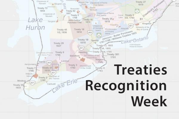 Queen's marks Treaties Recognition Week
