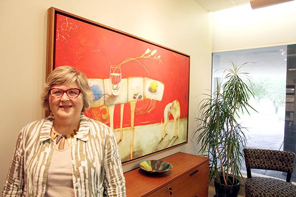 Luce-Kapler to grow community as new dean
