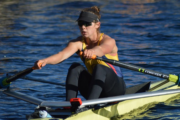 Gaels rowers nab three national medals