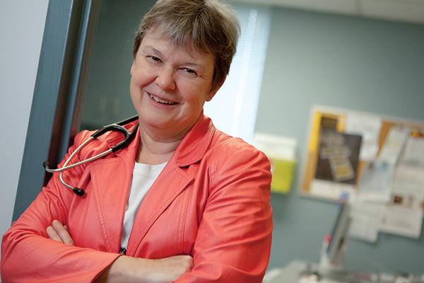Family medicine professor named to Order of Canada