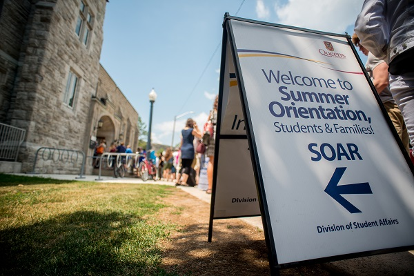 Helping the incoming class prepare for student life
