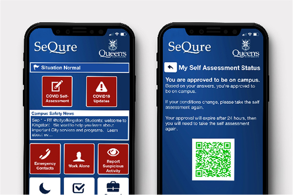 SeQure app screenshots