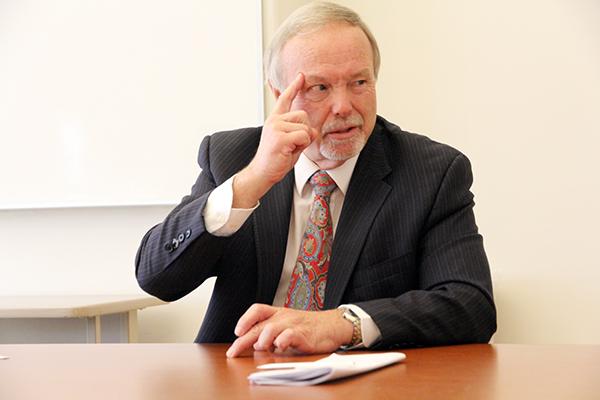 Q&A: Get to know Sir Terry Matthews