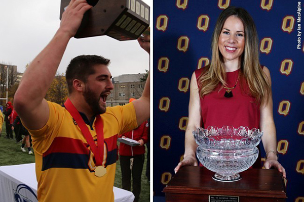 Boag, Rumball pick up top sports awards