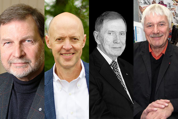 Honorary degrees recognize outstanding work