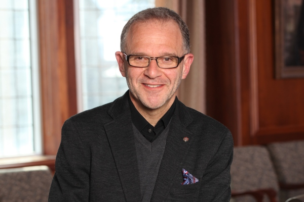 Steven Liss reappointed vice-principal (research)