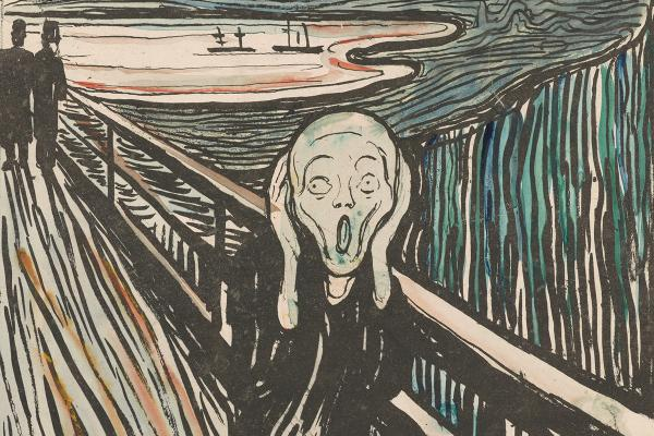 Why 'The Scream' is going viral again