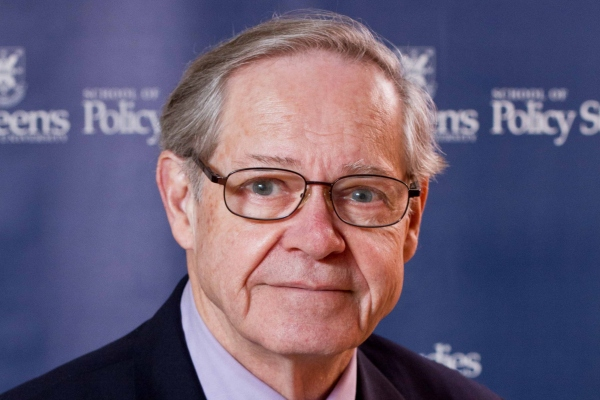 Policy series celebrates inaugural director's legacy