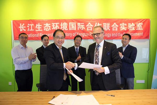 New partnership focuses on Yangtze River ecosystems