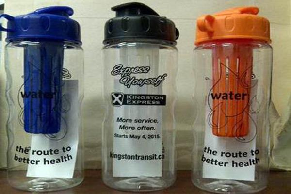 [Water bottles]