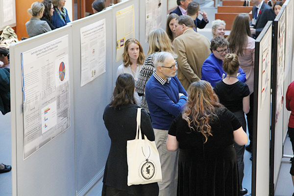 Opportunities for undergraduate research