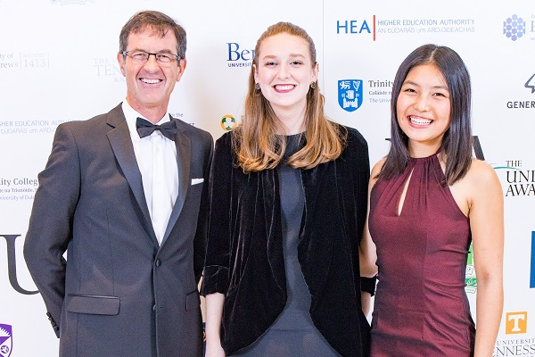 An international spotlight on undergraduate research