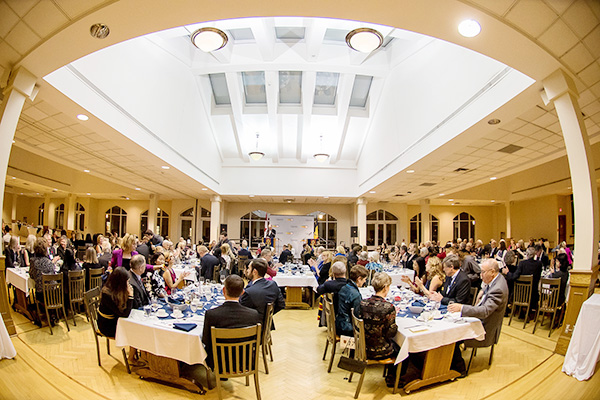 """University Council Dinner"""