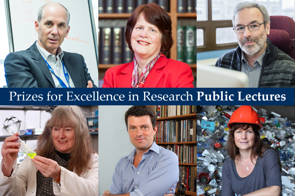 [Prizes for Excellence in Research]