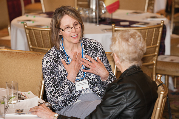 Leaders, alumni discuss women as philanthropists