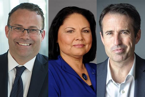 Board of Trustees welcomes three new members