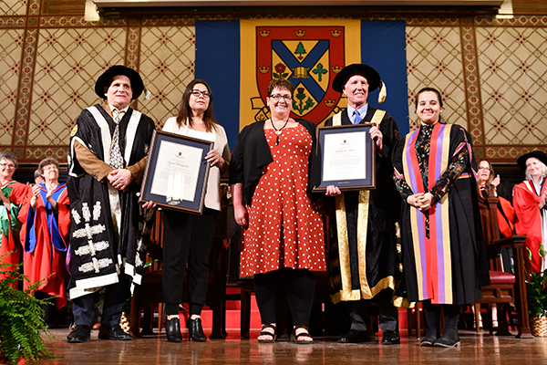 Baillie Awards for Excellence in Secondary School Teaching