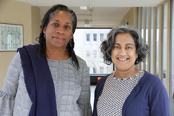 Professors honoured for mentoring, enhancing diversity work
