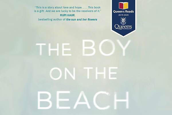The Boy on the Beach selected for Queen's Reads