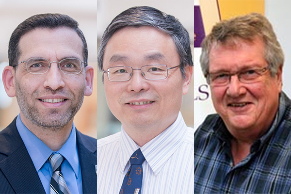 Three engineering faculty members named CAE fellows