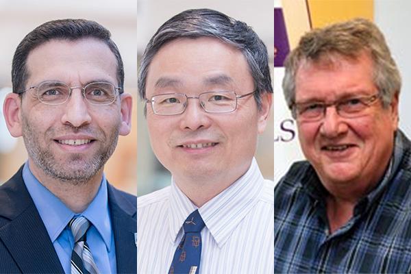 Three engineering faculty members named CAE fellows