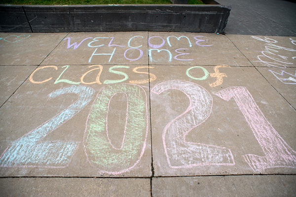 Welcome to Queen's, Class of 2021