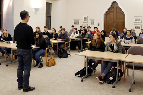 BISC students' films go global
