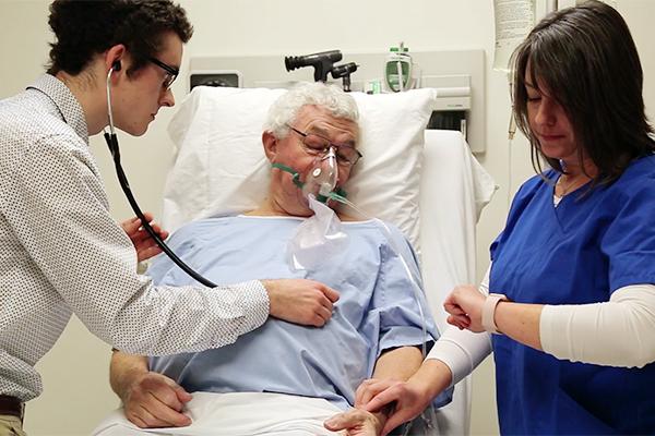 Standardized Patient program extends beyond campus