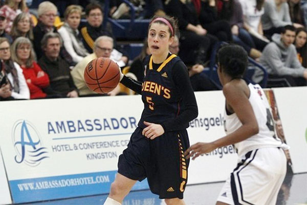 Gaels knock off top-ranked Marauders