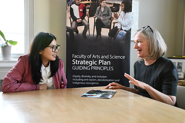 Faculty of Arts and Science creates first strategic plan