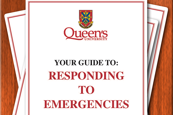 Thinking about emergency preparedness