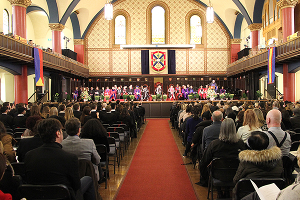 Two honorary degrees to be presented during Fall Convocation