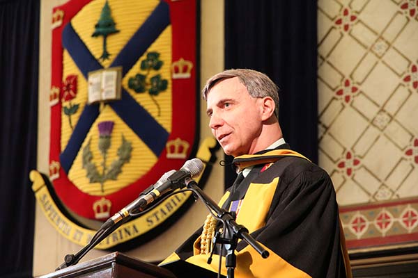 IN PHOTOS: Queen's confers 10 honorary degrees