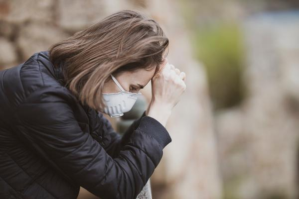 Chronic stress during pandemic can cause strange physical symptoms