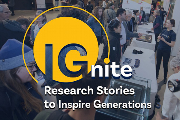 Showcasing stories of research and discovery
