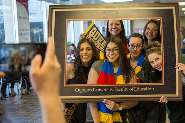 Faculty of Education welcomes Class of '19