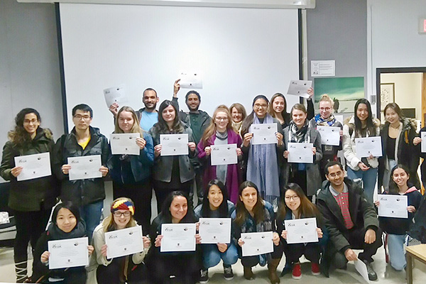 Intercultural awareness training sees big jump in participation
