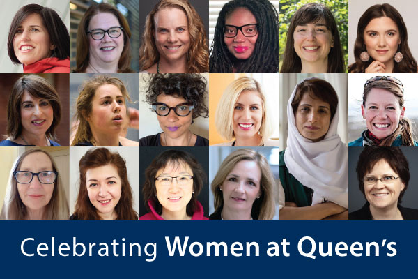 Queen's celebrates International Women's Day